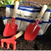 Kids 4-Piece Garden Tool Set